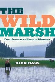 Cover art for THE WILD MARSH