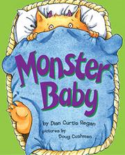 Cover art for MONSTER BABY