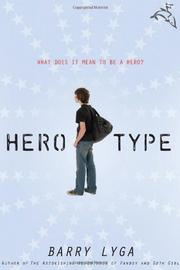 Book Cover for HERO-TYPE