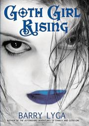 Cover art for GOTH GIRL RISING