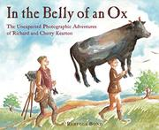 IN THE BELLY OF AN OX by Rebecca Bond