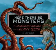 Book Cover for HERE THERE BE MONSTERS