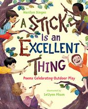 A STICK IS AN EXCELLENT THING by Marilyn Singer