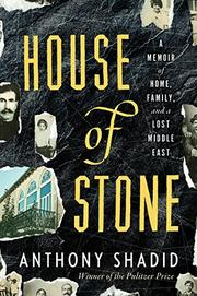 Book Cover for HOUSE OF STONE