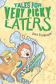 Cover art for TALES FOR VERY PICKY EATERS