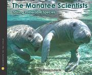 Book Cover for THE MANATEE SCIENTISTS