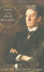 Book Cover for LAST OF THE OLD GUARD