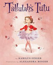 Book Cover for TALLULAH'S TUTU