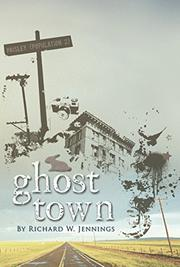 Book Cover for GHOST TOWN