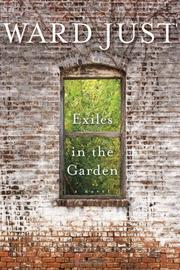 Cover art for EXILES IN THE GARDEN