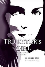 Cover art for TRICKSTER'S GIRL