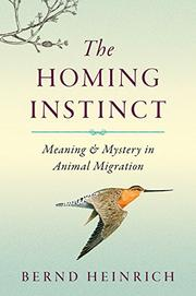 THE HOMING INSTINCT by Bernd Heinrich