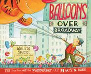 Book Cover for BALLOONS OVER BROADWAY