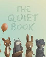Cover art for THE QUIET BOOK