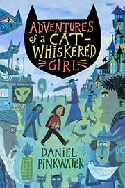 Cover art for ADVENTURES OF A CAT-WHISKERED GIRL
