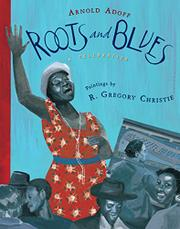Book Cover for ROOTS AND BLUES