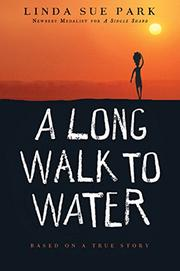 Book Cover for A LONG WALK TO WATER