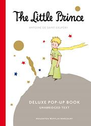 Cover art for THE LITTLE PRINCE