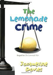 Cover art for THE LEMONADE CRIME