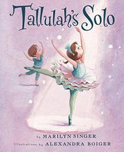 TALLULAH'S SOLO by Marilyn Singer