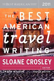 Cover art for THE BEST AMERICAN TRAVEL WRITING 2011