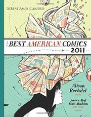 Book Cover for THE BEST AMERICAN COMICS 2011
