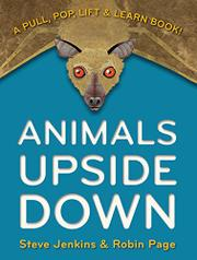 ANIMALS UPSIDE DOWN by Steve Jenkins