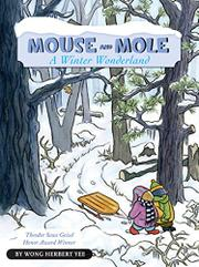Cover art for MOUSE AND MOLE: A WINTER WONDERLAND