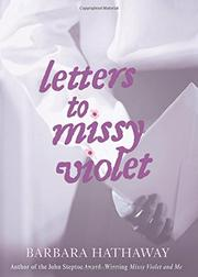 Cover art for LETTERS TO MISSY VIOLET