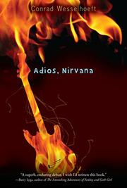 Book Cover for ADIOS, NIRVANA
