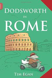 Cover art for DODSWORTH IN ROME