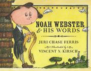 Cover art for NOAH WEBSTER & HIS WORDS