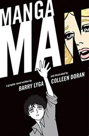 Book Cover for MANGAMAN