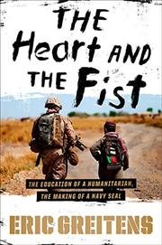 Cover art for THE HEART AND THE FIST