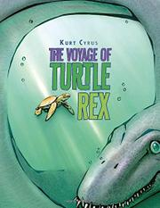 Cover art for THE VOYAGE OF TURTLE REX