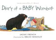 Book Cover for DIARY OF A BABY WOMBAT
