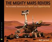 Book Cover for THE MIGHTY MARS ROVERS
