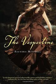 Book Cover for THE VESPERTINE