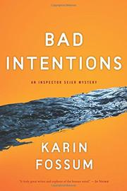 Book Cover for BAD INTENTIONS