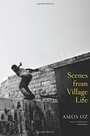 SCENES FROM VILLAGE LIFE by Amos Oz