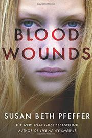 Book Cover for BLOOD WOUNDS