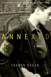 ANNEXED by Sharon Dogar