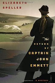 Cover art for THE RETURN OF CAPTAIN JOHN EMMETT