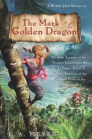 Cover art for THE MARK OF THE GOLDEN DRAGON