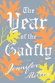 Book Cover for THE YEAR OF THE GADFLY