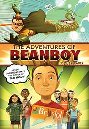 Cover art for THE ADVENTURES OF BEANBOY