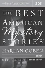 Cover art for THE BEST AMERICAN MYSTERY STORIES 2011