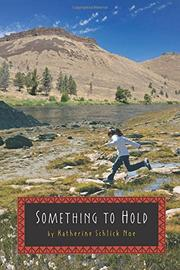 Book Cover for SOMETHING TO HOLD