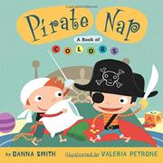 PIRATE NAP by Danna Smith