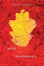 Book Cover for THE ARTIST OF DISAPPEARANCE